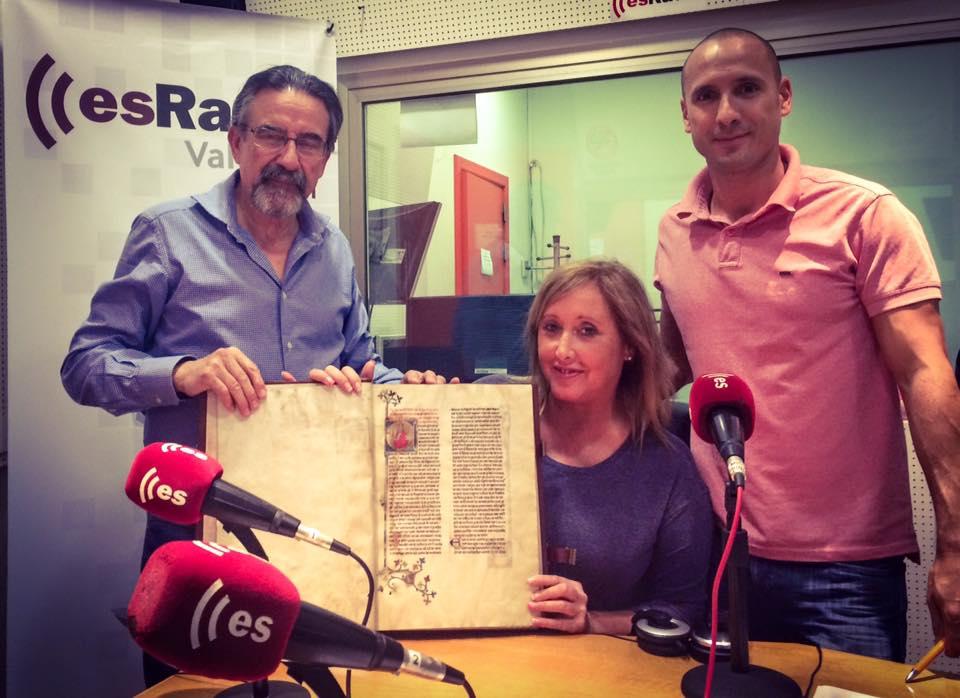 José Luís Torró EsRadio Eva Mora